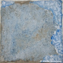 Blauw zout